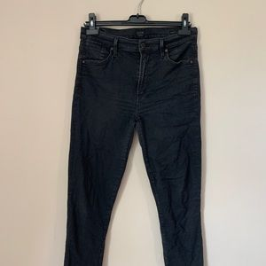 CITIZENS OF HUMANITY Carlie High Rise Jean Size 29